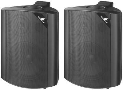 Monacor EUL 60 15W-os fekete fali hangsugárzó pár
