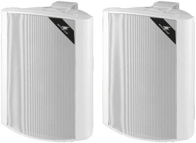Monacor EUL 80 30W-os fehér fali hangsugárzó pár