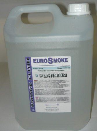 Eurosmoke Platinum 5l Füstfolyadék