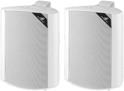 Monacor EUL 60 15W-os fehér fali hangsugárzó pár