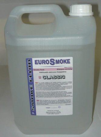 Eurosmoke Classic 5l Füstfolyadék
