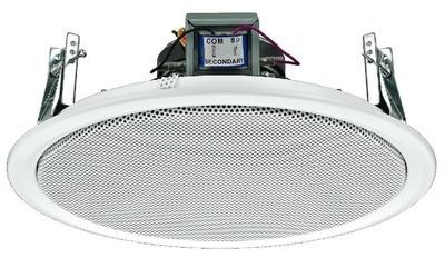 Monacor EDL-10TW álmennyezeti hangszóró