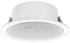Monacor EDL-11TW fehér színű álmennyezeti hangszóró