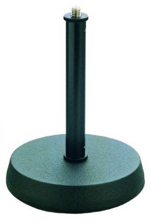 König & Meyer asztali körtalpas mikrofonállvány