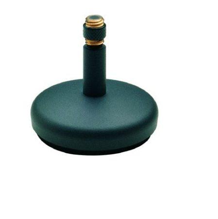 König & Meyer asztali kis körtalpas mikrofonállvány