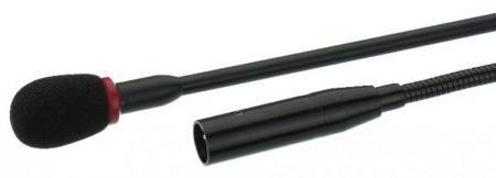 Monacor kondenzátor gégecsöves mikrofon