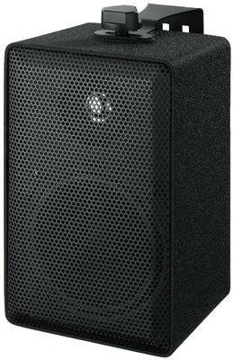 Monacor EUL 10 10W-os fekete fali hangsugárzó