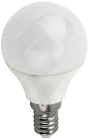 6W Led körte égő, fényerőszabályozható közép fehér