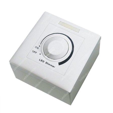 Dimmerelhető, fényerő szabályozható kapcsoló led panel driverhez