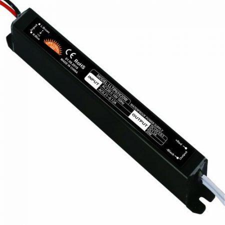 Led  DC tápegység 20W 1,6A IP65