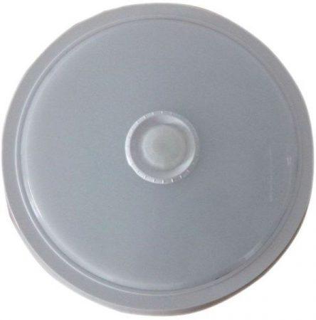 10W Led UFO lámpa  kör komplett, meleg fehér  mozgásérzékelős