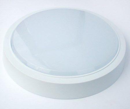 10W Led UFO lámpa  kör komplett,  meleg fehér