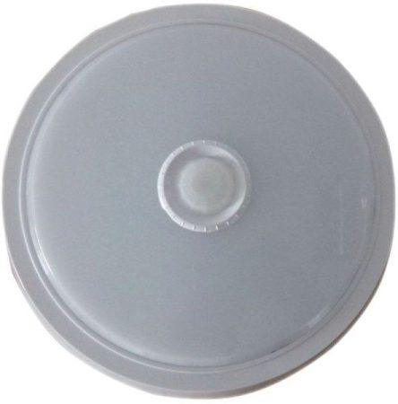 15W Led UFO lámpa  kör komplett, meleg fehér  mozgásérzékelős