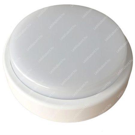 20W Led ufó lámpa  kör komplett, IP54 vízállló, közép fehér
